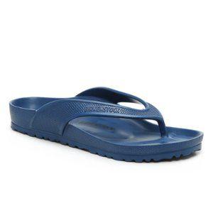 WOMEN'S BIRKENSTOCK Solid Blue Waterproof Footwear